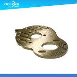 Алюминий изготавливания CNC разделяет филированные CNC части алюминия трутня точности