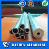 Perfil de alumínio de alumínio personalizado da câmara de ar redonda do diâmetro com anodizado