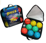 Дешевая пластмасса высокого качества цены комплект шарика Bocce упаковки 6 частей