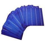 Classe da eficiência elevada células solares policristalinas Photovoltaic de 4.6W um 156mm