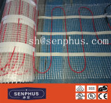 Bajo sistema de las esteras de la calefacción del azulejo con VDE 160W por metro cuadrado