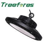 Luz elevada do louro do diodo emissor de luz da iluminação de teto 100W do UFO