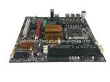 国内熱いコンピュータのマザーボードX58 V2.0
