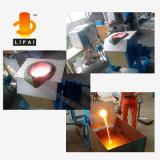 Mittelfrequenzinduktions-schmelzender Ofen der Kapazitäts-20kg mit Serie, Parallelschaltung