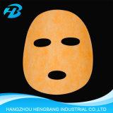 Papel Humano-piel Hoja máscara facial cosmética para el producto de belleza de la piel facial