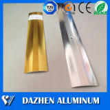 Guarnição de alumínio de alumínio da borda da telha cerâmica do perfil do controle estrito da qualidade