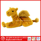 Jouet mignon de chameau de peluche pour le jeu de bébé