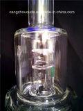 Pipe de fumage en verre de conduite d'eau des prix de constructeur du bruit A042