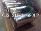 Le lamine di metallo galvanizzate l'acciaio dei materiali da costruzione/hanno galvanizzato la bobina d'acciaio del ferro