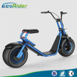 Motorino elettrico con le grandi rotelle, motorino di stile di Harley della città di modo