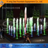 Fontein van de Muziek Ss304 van het park de Decoratieve Naar maat gemaakte Materiële