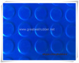 Gw3002 NBR Anti-Lippenrunde Tasten-Gummimatte/Gummiblatt mit EU, ISO9001, Reichweite-Bescheinigungen