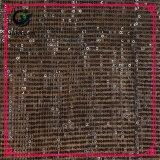 方法衣類のための100%年のポリエステルレースのメッシュ生地