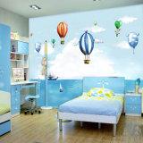 Qualitäts-bunte Tapeten-Wandbilder für Raum der Kinder kundenspezifisch anfertigen