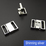 clip en métal d'argent de soutien-gorge de 9mm dans le divers modèle procurable