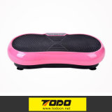 Todo Fitness Vibration Plate Type Body Building Crazy Fit Massager