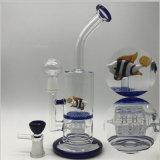 De leuke Rokende Waterpijpen van het Glas van Dieren, de Rechte pijp van de Buis