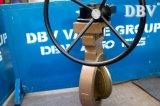 Metal substituível da bolacha do assento para metal a válvula de borboleta excêntrica tripla