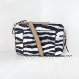 Мешок выдвиженческих женщин способа сумок повелительницы PU Croco кожаный (NMDK-033102)