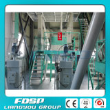 equipamento do moinho de alimentação das aves domésticas dos rebanhos animais 10t/H