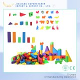 Tijolos intelectuais para brinquedos EVA, Edifício engraçado para educação infantil