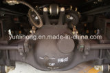 Конструкция 6X4 10 Уилеров Tipper тележки сброса 30 тонн тяжелый