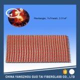 Flüssig-Aluminium Gussteil-Filter-Ineinander greifen