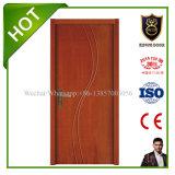 De madera interior material del tipo de las puertas de entrada y de la puerta compuesta