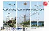 nuova lampada di via garantita IP65 di disegno 100W-400W