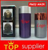 OEMを厚くする毛のための試供品の十分にケラチンの毛の建物のファイバーのスプレー