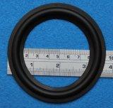 Custom Heat FKM moldeado resistente, de silicona anillo de sello de goma
