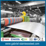 Bandes en acier inoxydable de précision Surface Ba Surface 304