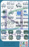 5-1000MHz 1 taraud d'intérieur de la voie CATV (TAP106A)