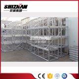 Braguero cuadrado del tornillo/del tornillo de la aleación de aluminio de Shizhan 760*910m m