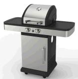 Assado de venda quente da grade do BBQ do gás de 2 queimadores na venda
