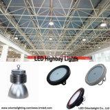 Baia diretta dell'indicatore luminoso IP65 200W LED del magazzino di vendita della fabbrica alta