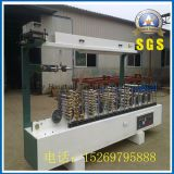 Machines personnalisées en bois de machine d'enduit de panneau de faisceau de porte