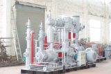 compressore d'aria ad alta pressione raffreddato ad acqua del compressore d'aria dell'animale domestico 100%Oil-Free del compressore d'aria di 6m3/Min 40bar 15mpa-45mpa