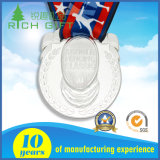 Oro di vendita/argento caldo/fabbricazione di rame della medaglia nessun minimo