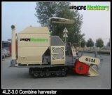 Двойная жатка риса молотильщика для сбывания в Иране