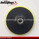 5 suporte da almofada de espuma da polegada 125mm para o moedor de ângulo