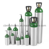 De Cilinders van de Zuurstof van het Aluminium van het ons-type e-Size/4.6L