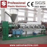 зерно кольца воды PE 100-500kg/Hour PP пластичное рециркулирует машину