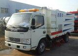 Straatveger 6 van Dongfeng 4*2 de Schoonmakende Vrachtwagen van de Straat van Wielen