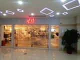 Chinesische Fabrik der transparenten Polycarbonat-Walzen-Blendenverschluss-Tür
