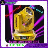 Nueva Thor-10R 280W Etapa Haz Puntual Lavar 3 en 1 Luz Principal Móvil