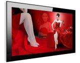 el panel Media Player video de 32-Inch LCD, haciendo publicidad del jugador, visualización de la señalización de Digitaces