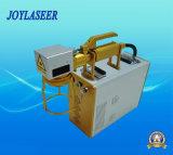 Gemakkelijk om de Draagbare Laser die van de Vezel te dragen Machine voor het Fijne Merken merkt