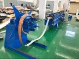 Rodillo del canal U que forma la máquina