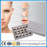 Ampolla ácida de la cara de Hyaluonic Hydrolifting de la solución del rejuvenecimiento de la piel de Reyoungel para Mesotherapy